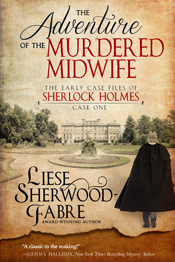 Adventure of the Murdered Midwife -- Liese Shewood Fabre