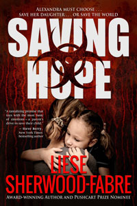 Saving Hope -- Liese Sherwood Fabre